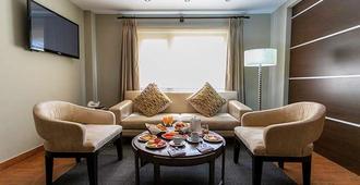 Gran Hotel Cochabamba - Cochabamba - Living room