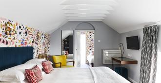 The Lodge Hotel - Putney - לונדון - חדר שינה