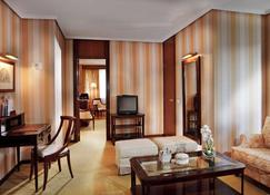 Hotel Santemar - Santander - Sala de estar