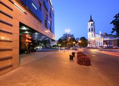 Amberton Cathedral Square Hotel Vilnius - Vilnius - Outdoor view