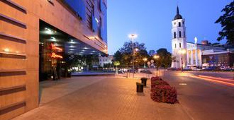 Amberton Cathedral Square Hotel Vilnius - וילנה - נוף חיצוני