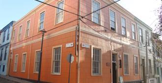 Hostal La Colombina de Valparaiso - Valparaíso - Edificio