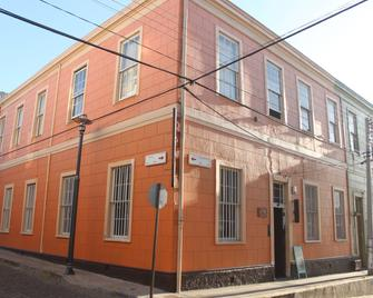 Hostal La Colombina de Valparaiso - Вальпараїсо - Building