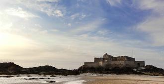 Mercure Saint Malo Balmoral - סן מאלו - נוף חיצוני