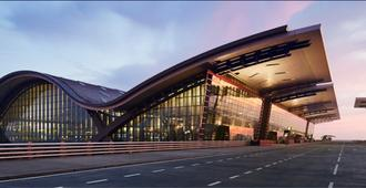 Oryx Airport Hotel - Doha - Building