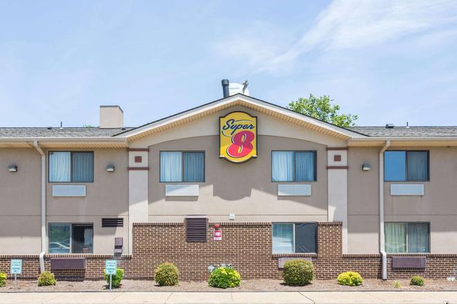 維珍尼亞漢普頓速 8 酒店 - 漢普敦 - 漢普頓(弗吉尼亞州) - 建築