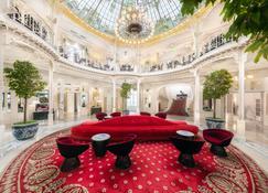 Hôtel Hermitage Monte-Carlo - Monaco - Oleskelutila