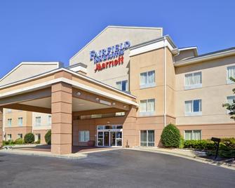 Fairfield Inn & Suites by Marriott Birmingham Fultondale/I-65 - Fultondale - Gebouw