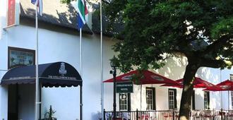The Stellenbosch Hotel - Stellenbosch - Edificio