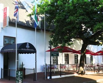 The Stellenbosch Hotel - Stellenbosch - Building
