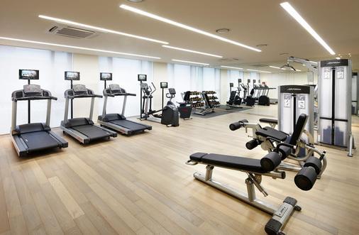 Shilla Stay Jeju - Jeju City - Γυμναστήριο