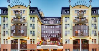 蝴蝶山莊丹比斯酒店 - 瑪麗安斯基蘭澤 - Marianske Lazne/瑪麗亞安斯基 - 建築
