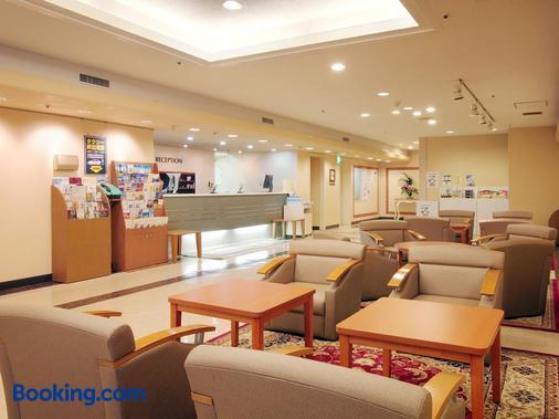 Hotel Pearl City Morioka - Morioka - Lễ tân