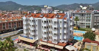 Turan Apart - Marmaris - Building