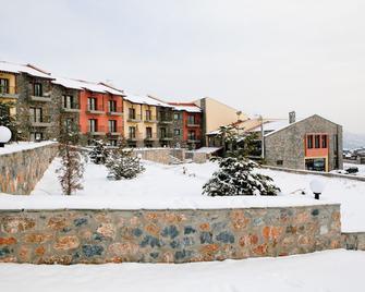 Domotel Neve Mountain Resort & Spa - Agios Athanasios - Building