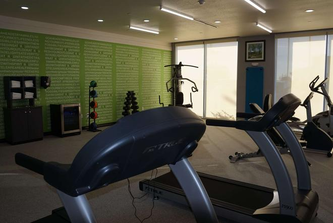La Quinta Inn Temple - Temple - Gym