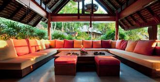 Kamalaya Koh Samui - Koh Samui - Lounge