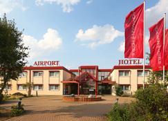 Airport Hotel Erfurt - Erfurt - Byggnad