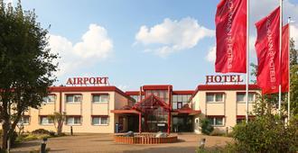 โรงแรมแอร์พอร์ต แอร์ฟวร์ท - แอร์ฟูร์ท - อาคาร