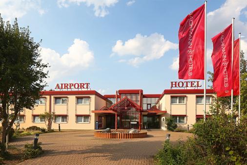 Airport Hotel Erfurt - Erfurt - Building