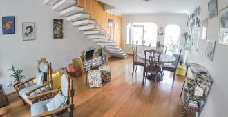 Today Hostel - Sao Paulo - Living room