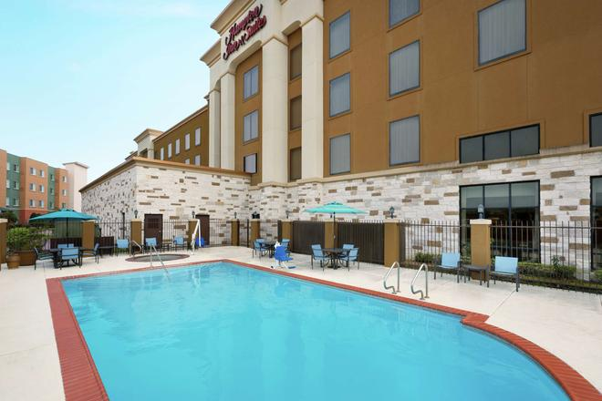 Hampton Inn & Suites Houston/Pasadena, TX - Pasadena - Pool