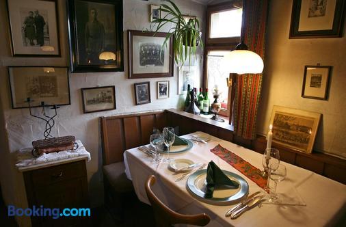 Hotel-Gasthof-Schiff - Sommerhausen - Dining room