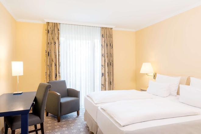 NH 帕特斯達姆酒店 - 波茨坦 - 波茨坦 - 臥室