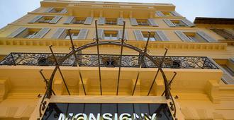 Hôtel Monsigny Nice - Niza - Edificio