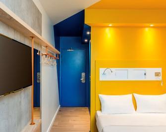 ibis budget Barbacena - Barbacena - Bedroom