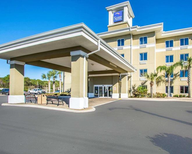 巴拿馬城海灘斯利普套房酒店 - 巴拿馬市海灘 - 巴拿馬城海灘 - 建築