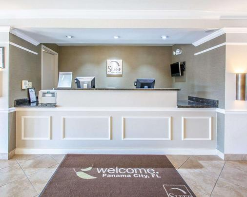 Sleep Inn & Suites - Panama City Beach - Front desk