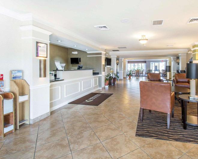 Sleep Inn & Suites - Panama City Beach - Lobby