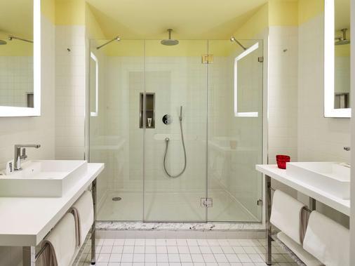 貝爾格萊德媽媽斯爾特旅館 - 貝爾格萊德 - 浴室