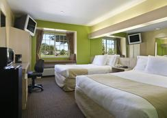 Microtel Inn & Suites by Wyndham Baton Rouge - Baton Rouge - Phòng ngủ