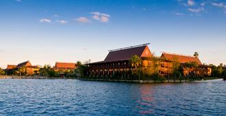 Disney's Polynesian Village Resort - Lake Buena Vista - Näkymät ulkona