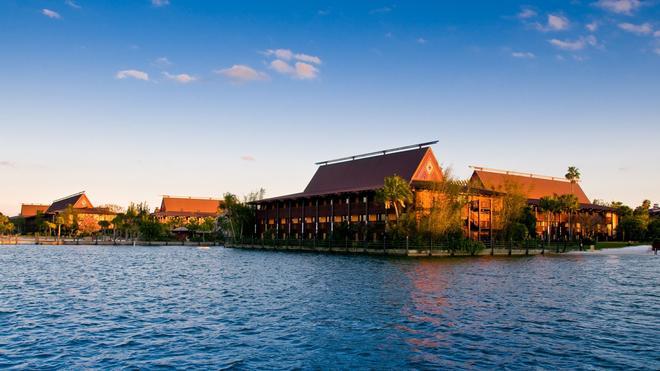 Disney's Polynesian Village Resort - Lake Buena Vista - Θέα στην ύπαιθρο