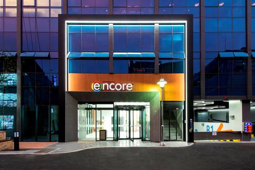 Ramada Encore by Wyndham Busan Haeundae - Busan - Gebäude
