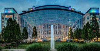 Gaylord National Resort & Convention Center - National Harbor - Gebäude