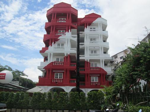 The Royal Guest House - Chiang Mai - Building