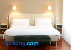 席爾瓦輝煌溫泉國會酒店 - 費齊 - 菲烏吉 - 臥室