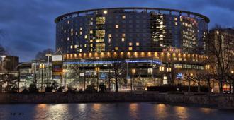 Maritim Hotel Frankfurt - פרנקפורט אם מיין - בניין