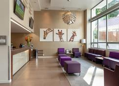 Boulcott Suites - Wellington - Lobby