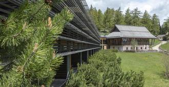 Vigilius Mountain Resort - Lana - Gebäude