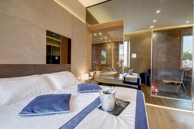 Sun Suite Luxury Pantheon - Rome - Bedroom