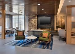 Fairfield Inn & Suites by Marriott Williamstown - Williamstown - Reception