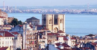 Ibis Lisboa Jose Malhoa - Lisbon - Cảnh ngoài trời