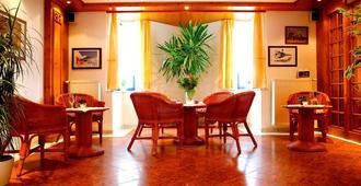 Lechpark Hotel - Augsburg - Phòng ăn
