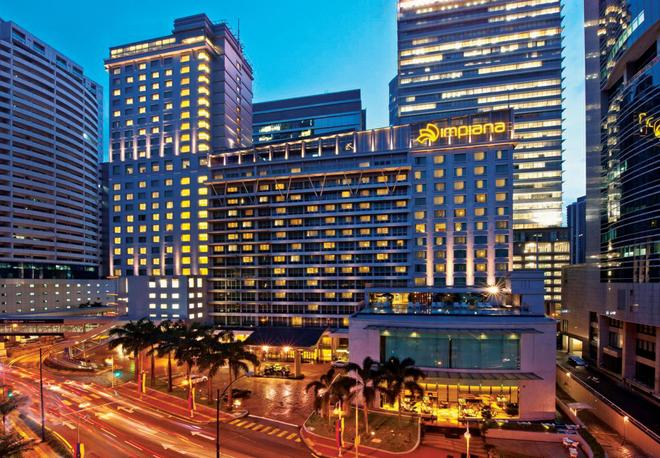 Impiana KLCC Hotel - Куала-Лумпур - Здание