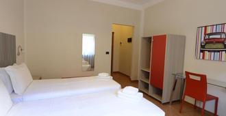 Hotel Tourist - טורינו - חדר שינה